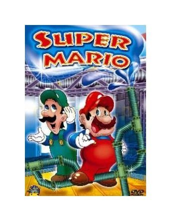 The Super Mario Bros. Super Show! [Region Free] (English audio) by Lou Albano