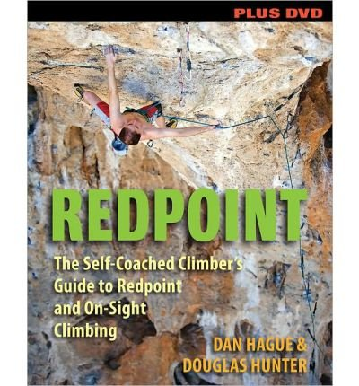 -redpoint-the-self-coached-climbers-guide-to-redpoint-and-on-sight-climbing-by-hunter-douglasauthorp