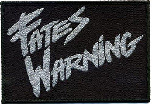 Preisvergleich Produktbild FATES WARNING - Old Logo - Patch / Aufnäher