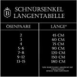 Brandery Laces(60x3, mid Grey)
