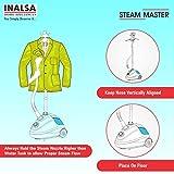 Inalsa Steam Master 1600-Watt Garment Steamer (White/Purple)