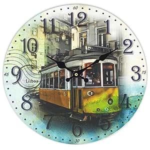 Horloge lisbonne, 34 cm