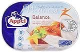 Appel Heringsfilets Wellness Balance, Gluten- und Laktosefrei, MSC zertifiziert, 200 g