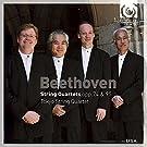 Beethoven: String Quartets No10 op74 & No.11 op95