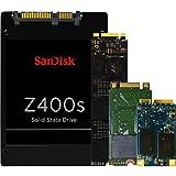 Sandisk Z400s 128GB - Disco duro sólido (128 GB, 546 MB/s, 6 Gbit/s)