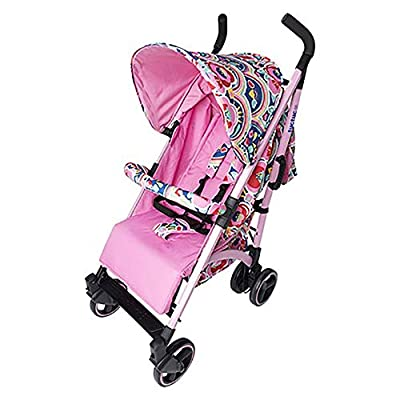 Tuc Tuc 6818 Yupi Faltbarer Buggy Enjoy & Dream, rosa