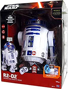 Star Wars: Episode VII The Force Awakens - R2-D2 - Interactive Robotic Droid