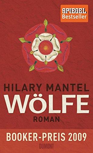 Buchseite und Rezensionen zu 'Wölfe: Roman (Tudor-Trilogie, Band 1)' von Hilary Mantel