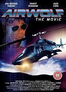 Airwolf The Movie [DVD] [1984]