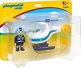 Playmobil 9383 - Polizeihubschrauber Spiel