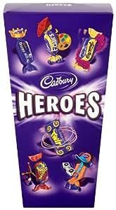 Cadbury Heroes Carton 350 g (Pack of 3)