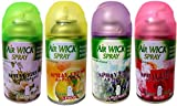 #8: Airwick Fresh Matic Refill 4 Piece Combo Air Fresher
