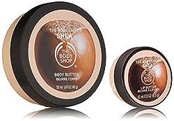 The Body Shop Shea Festive Bauble Gift Set