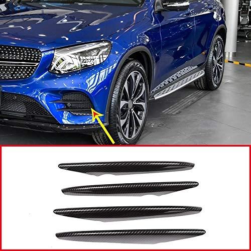 FFZ Parts Nebelscheinwerfer Lufteinlässe Blende Abdeckung Carbon Optik Passend Für GLC X253 AMG