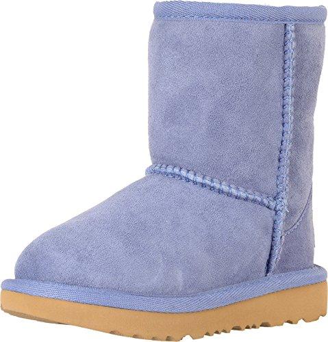 UGG Girls Classic II Shearling Boot, Lavender Violet, Size 6 M US Toddler - Für Uggs Kleinkinder Stiefel