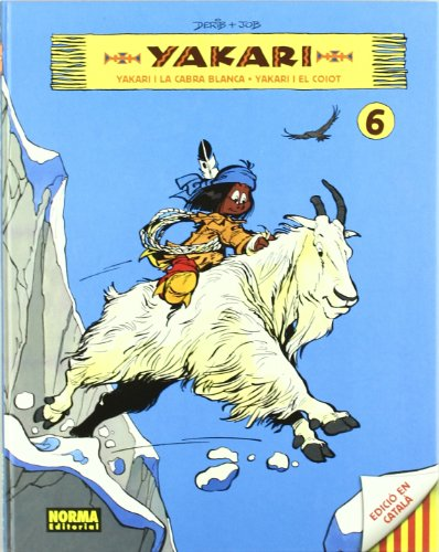 Yakari 6: Yakari I La Cabra Blanca. Yakari l el Coiot / Yakari and the White Buffalo