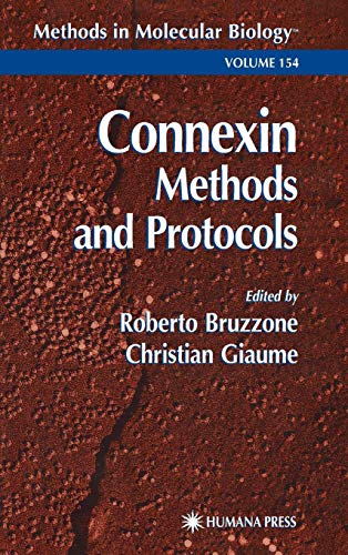 Connexin Methods and Protocols (Methods in Molecular Biology, Band 154)