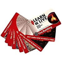 Ultimate Survival Technologies Fire Building Survival Card preisvergleich bei billige-tabletten.eu