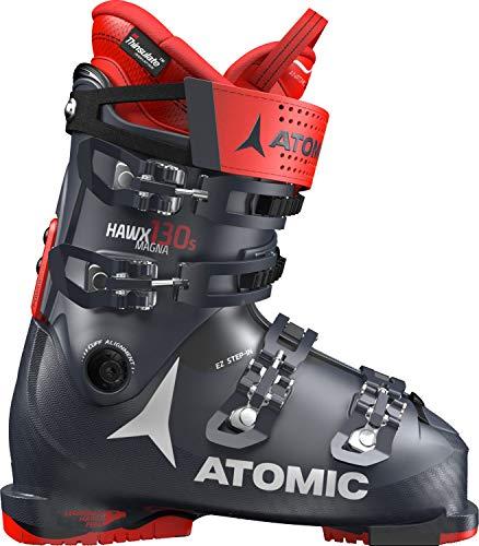 Atomic Unisex-Erwachsene ABO ATO All Mtain Inl Schneestiefel, Blau (Dark Blue/Red 000), 45/46 EU