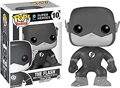POP! Heroes - DC Super Heroes - The Flash - Black & White