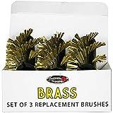 Grillbot Ersatzbürsten für Grill Brass Brush