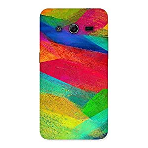Special Colors Fly Back Case Cover for Galaxy Core 2