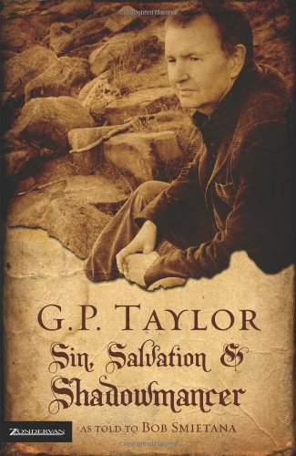 """G.P. Taylor: Sin, Salvation and """"Shadowmancer"""""""