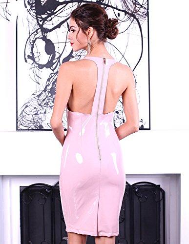 Missord -  Vestito  - Sera  - Senza maniche  - Donna Pink