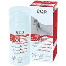 Crema Solar Antimosquitos F30 100 Ml de Eco Cosmetics