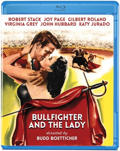 Bullfighter & The Lady [Edizione: Stati Uniti] [Reino Unido] [Blu-ray]