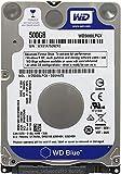 Western Digital Festplatte für Playstation 3 / Playstation 4 (1 TB, 6,4 cm (2,5 Zoll),PS3 Slim, PS4) 500GB HDD