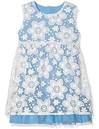Pezzo Doro Baby-Mädchen Doppellagiges Kleid