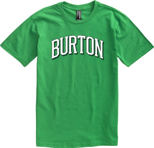 Burton Herren T-Shirt Warm Up Short Sleeve, 2875283 Kelly