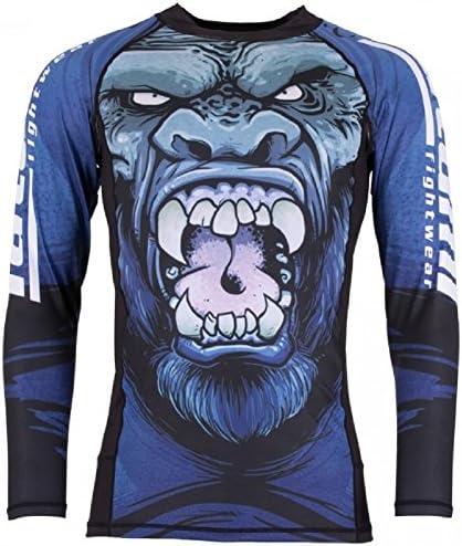Tatami Rashguard Gorilla Smash – Maglietta Funzionale, BJJ MMA Compressione Compressione Compressione Grappling Maglietta, blu, L B0761ZGDSJ Parent   Nuove Varietà Vengono Introdotti Uno Dopo L'altro    Il Prezzo Di Liquidazione    Varietà Grande    Il Nuovo Prodotto  3eaee0