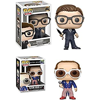 FunKo Figurine Pop Vinyl Kingsman Harry Hart, 14372