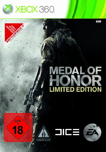 Electronic Arts Medal of Honor - Limited Edition