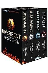 Divergent Series Box Set (books 1-4 plus World of Divergent) by Veronica Roth (31-Jul-2014) Paperback