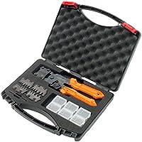 Engineer 01 Handy Crimp Tool Kit - Kit per crimpatura, con pinza crimpatrice e matrici intercambiabili