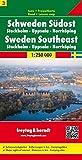 Freytag Berndt Autokarten, Schweden Südost - Stockholm - Uppsala - Norrköping, Blatt 3 - Maßstab 1:250.00 - Freytag-Berndt und Artaria KG