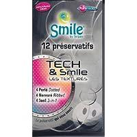 Tech & Smile «Les texturés» 12 Kondome preisvergleich bei billige-tabletten.eu