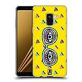 Head Case Designs Yeux De Dessin Animé Pop Trends Étui Coque en Gel molle pour Samsung Galaxy A8 Plus (2018)