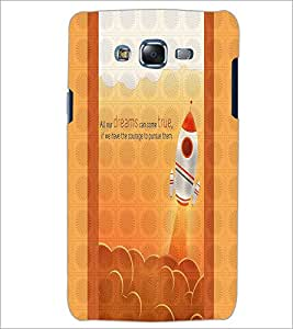 PrintDhaba Quote D-3317 Back Case Cover for SAMSUNG GALAXY J5 (Multi-Coloured)
