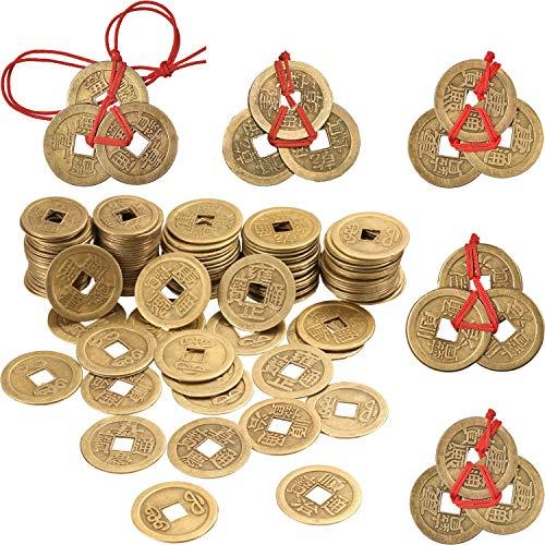 Viel Glück Chinesische Münzen Bei Kostumehde