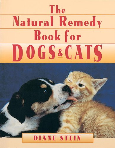 Natural Remedy Book for Dogs and Cats (English Edition) -