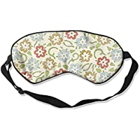 Flowers Texture Sleep Eyes Masks - Comfortable Sleeping Mask Eye Cover For Travelling Night Noon Nap Mediation... preisvergleich bei billige-tabletten.eu