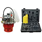 SHIOUCY Druckluft Bremsenentlüfter Bremsenentlüftungsgerät Bremsen KFZ Werkzeug 5L