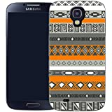 coque housse etui case cover samsung galaxy s4 mini i9190 - orange tribe