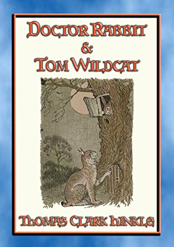 DOCTOR RABBIT and TOM WILDCAT - An illustrated story in the style of Peter Rabbit and Friends