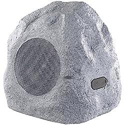 Haut-parleur outdoor actif sans fil 30 W design pierre
