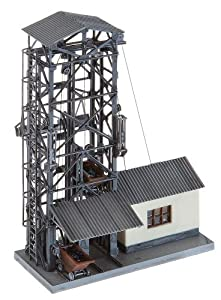 Faller - Edificio industrial de modelismo ferroviario H0 escala 1:87 (F120220)